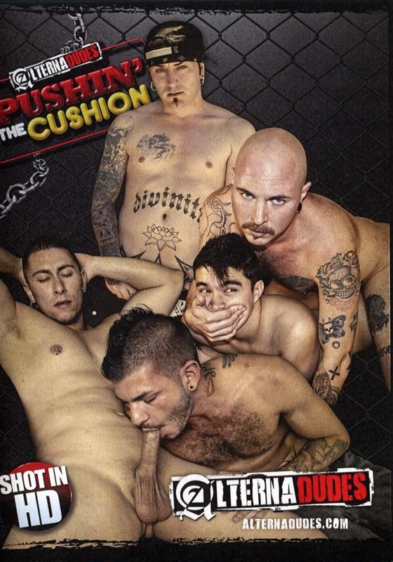 Pushin' the Cushion DVD - Front