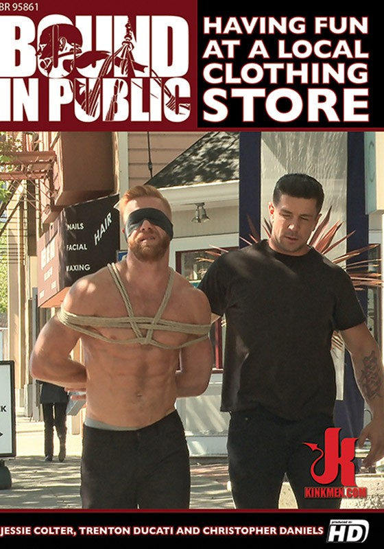 Bound in Public 87 DVD (S) - Front
