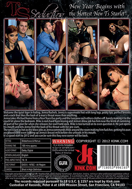 TSS004 - New Year Begins with the Hottest New T's Starlet DVD (S) - Back