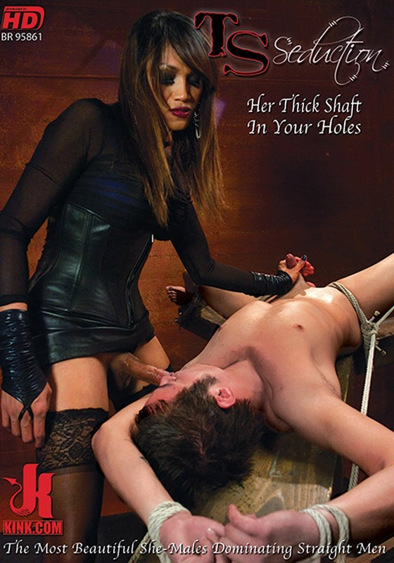 TSS008 - Her Thick Shaft in Your Holes DVD (S) - Front