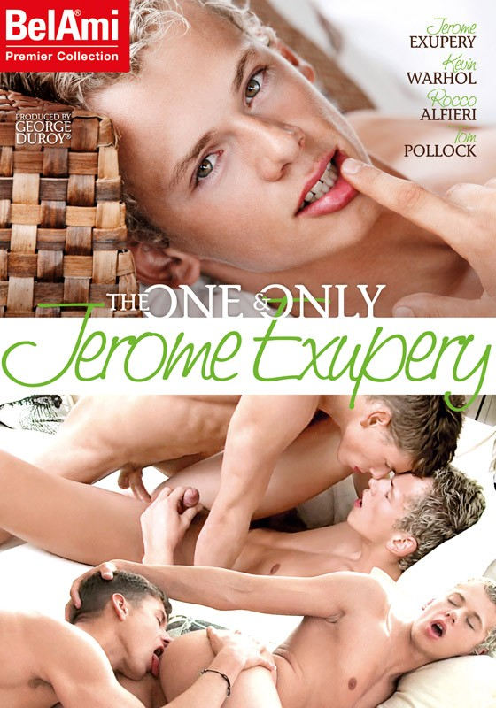 The One & Only Jerome Exupery DVD - Front