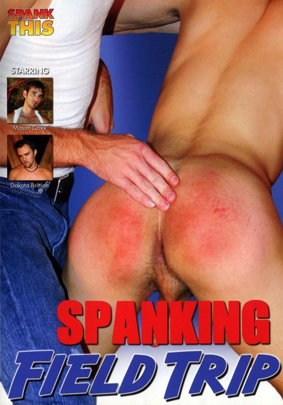 Spanking Field Trip DVD - Front