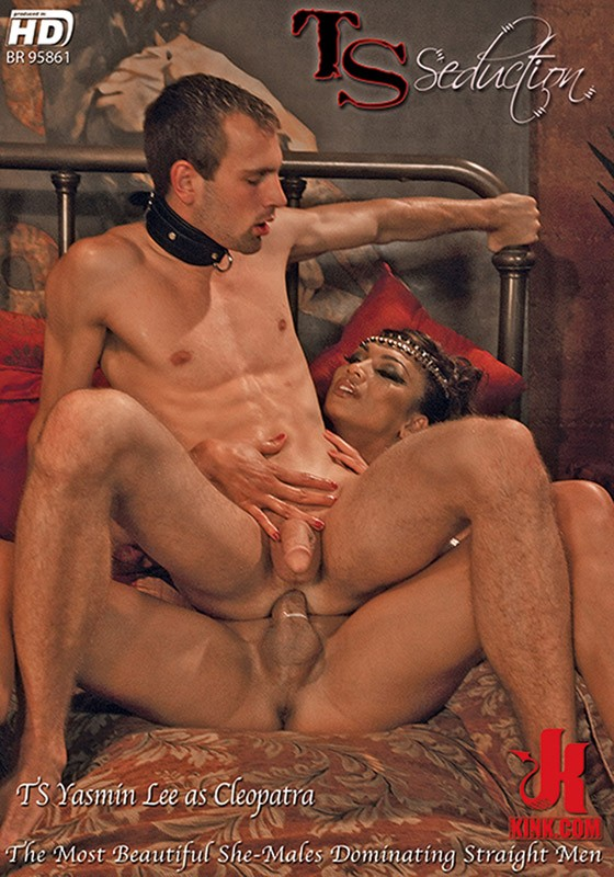 TSS021 - T's Yasmin Lee as Cleopatra DVD (S) - Front