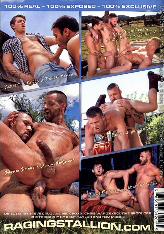 Total Exposure 1 DVD - Back
