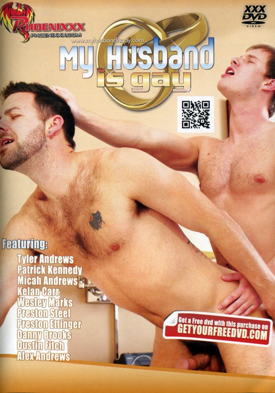 My Husband Is Gay DVD - Front