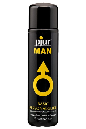 Pjur MAN Basic Personalglide Bottle 100 ml - Gallery - 001