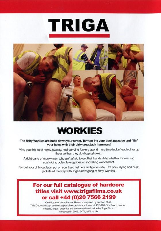 Workies DVD - Back