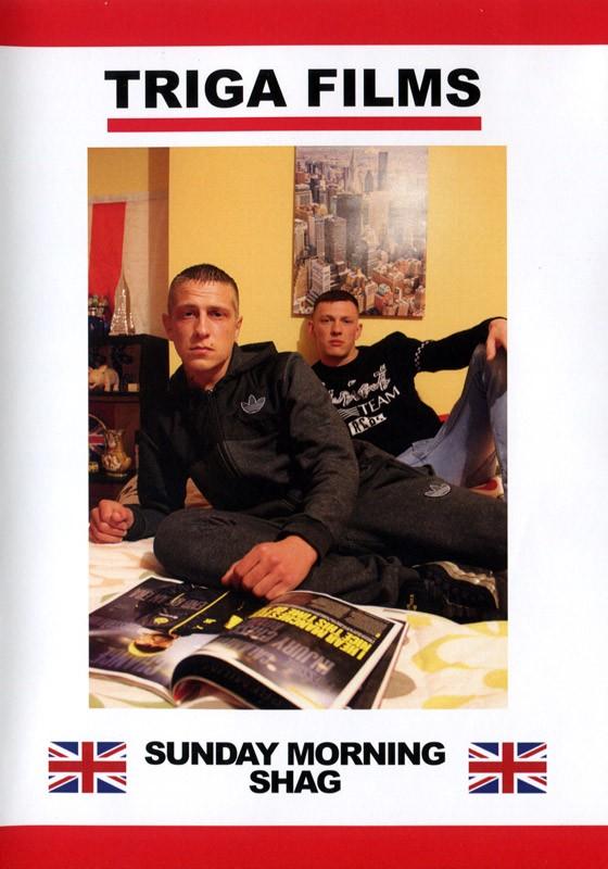 Sunday Morning Shag DVD - Front
