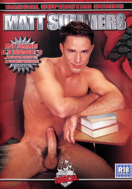 Matt Summers DVD - Front