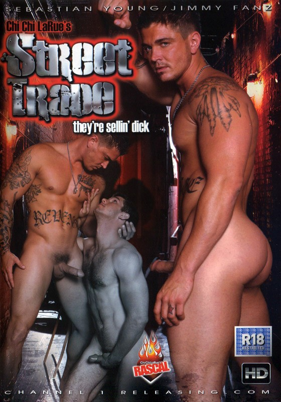 Street Trade DVD - Front
