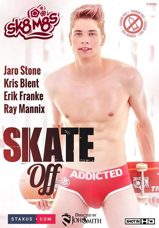 Skate Off DVD - Front