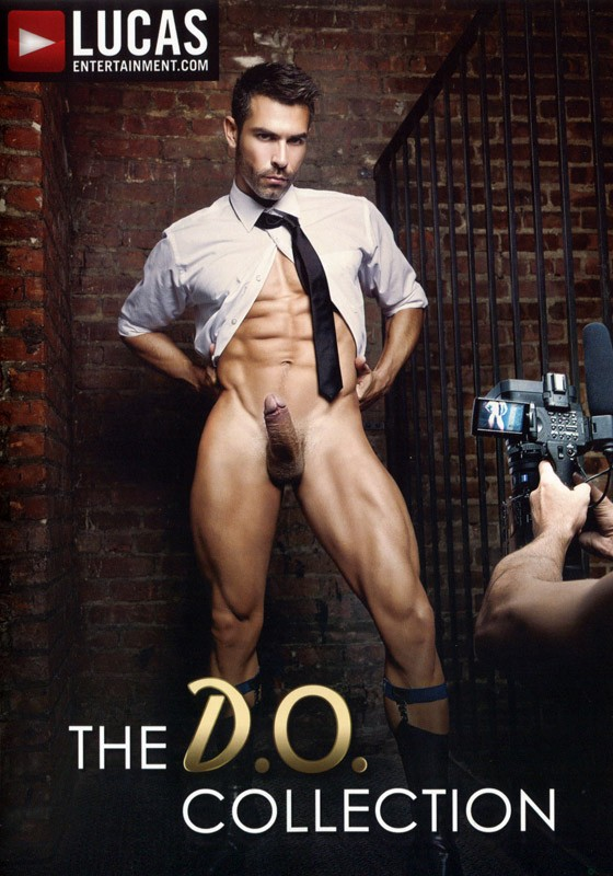 The D.O. Collection DVD - Front