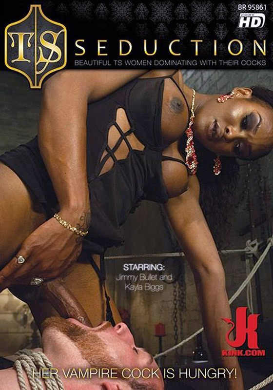 TSS075 - Her Vampire Cock is Hungry! DVD (S) - Front