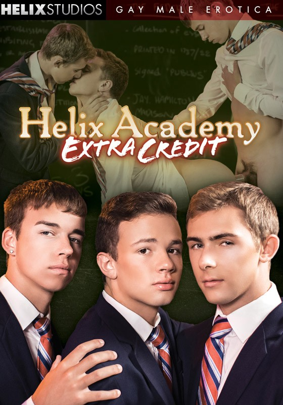 Helix Academy Extra Credit DVD - Front