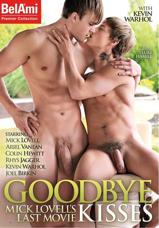 Goodbye Kisses DVD - Front