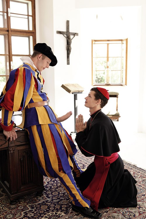 Scandal In The Vatican 2: The Swiss Guard DVD - Gallery - 003