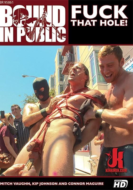 Bound in Public 93 DVD (S) - Front