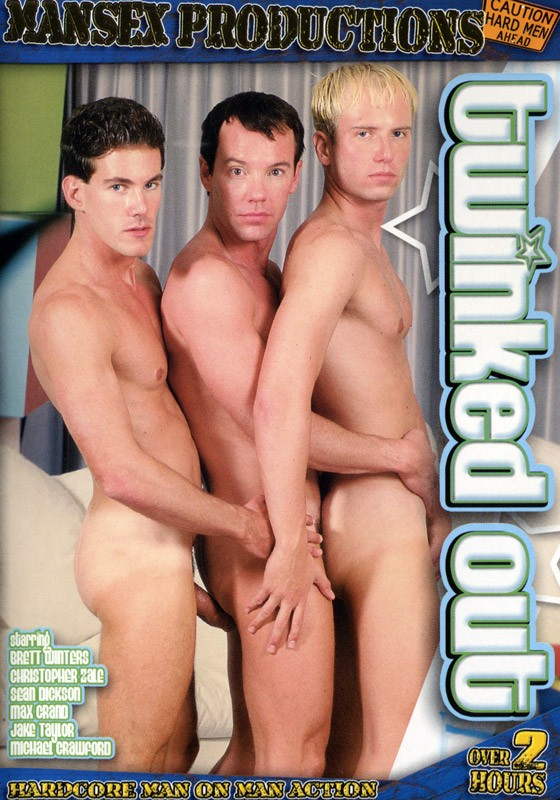 Twinked Out DVD - Front