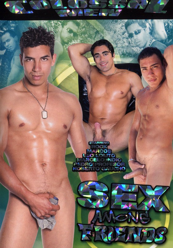 Sex Among Friends DVD - Front