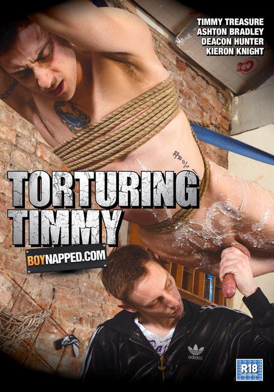 Torturing Timmy DVD - Front