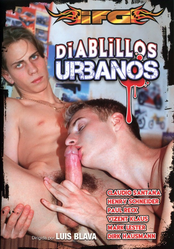 Di Albillos Urbanos DVD - Front