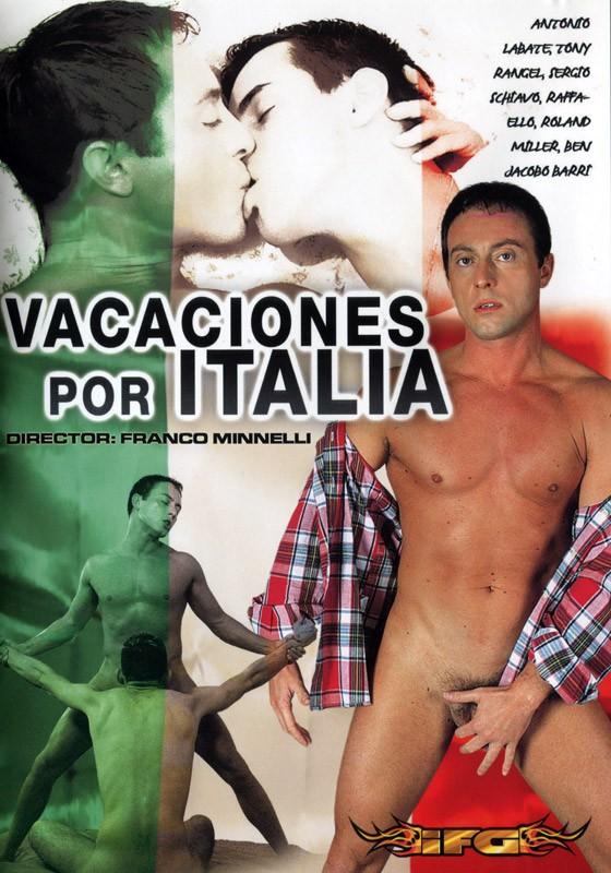 Vacaciones Por Italia DVD - Front