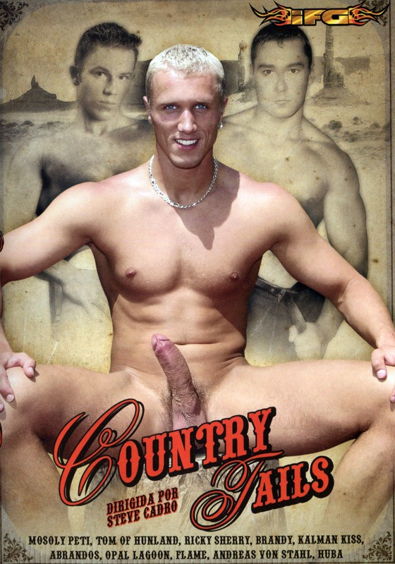 Country Jails DVD - Front
