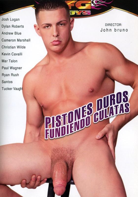 Pistones Duros Fundiendo Culatas DVD - Front