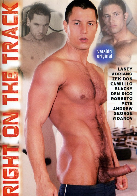 Right on The Track DVD - Front
