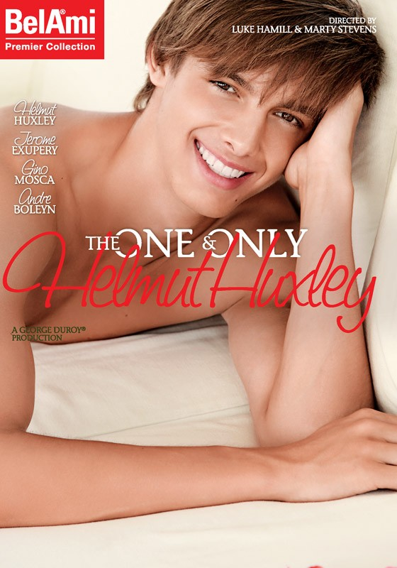 The One & Only Helmut Huxley DVD - Front
