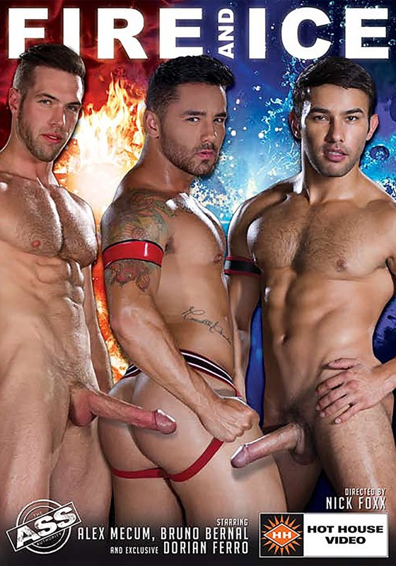 Fire & Ice DVD (Hot House) - Front