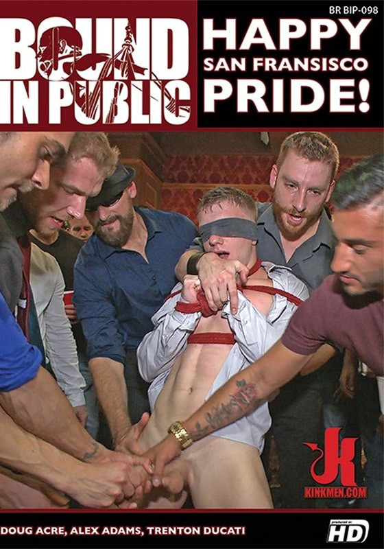 Bound in Public 98 DVD (S) - Front