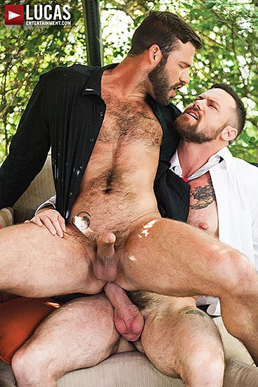 Suited For Sex (Lucas Entertainment) DVD - Gallery - 001