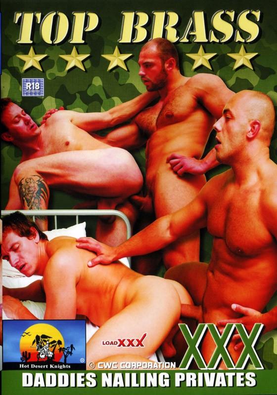 Top Brass DVD - Front