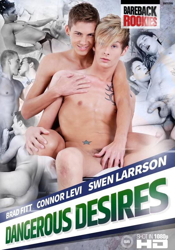 Dangerous Desires DVD - Front