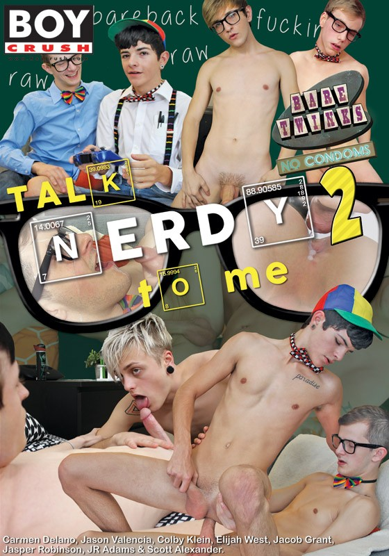 Talk Nerdy To Me 2 DVD - Front