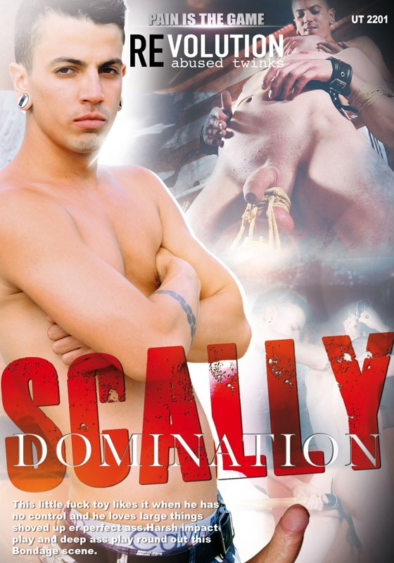 Scally Domination DVD - Front
