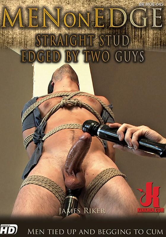 Men on Edge 45 DVD (S) - Front