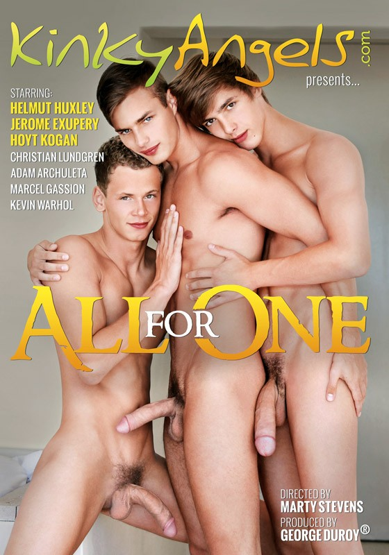 All For One DVD - Front