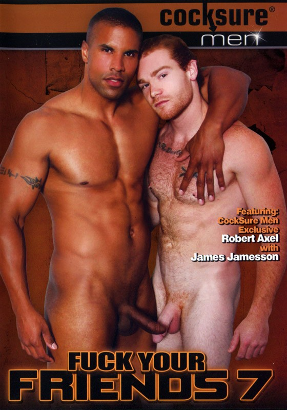 Fuck Your Friends 7 DVD - Front