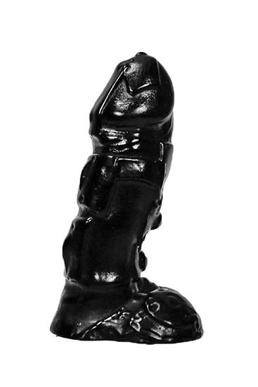 All Black AB25 Dildo - Gallery - 001