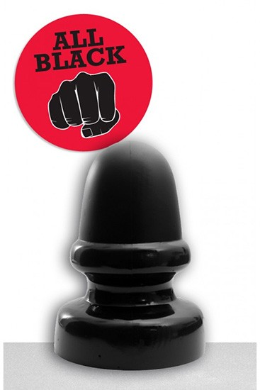 All Black AB54 Dildo - Gallery - 002