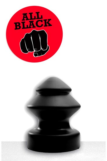 All Black AB55 Dildo - Gallery - 002