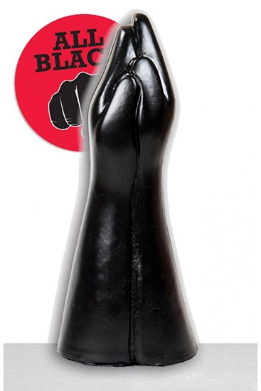 All Black AB59 Dildo - Gallery - 002