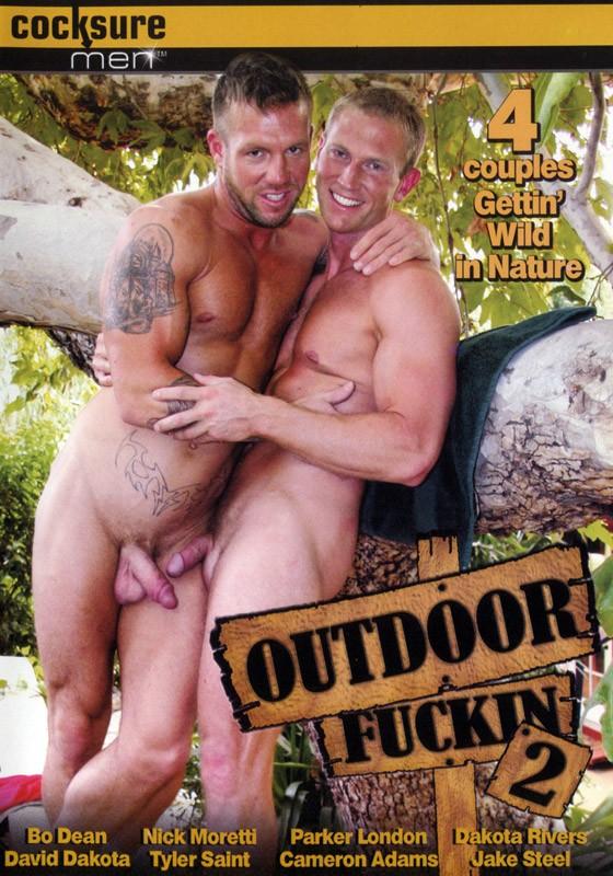Outdoor Fuckin 2 DVD - Front
