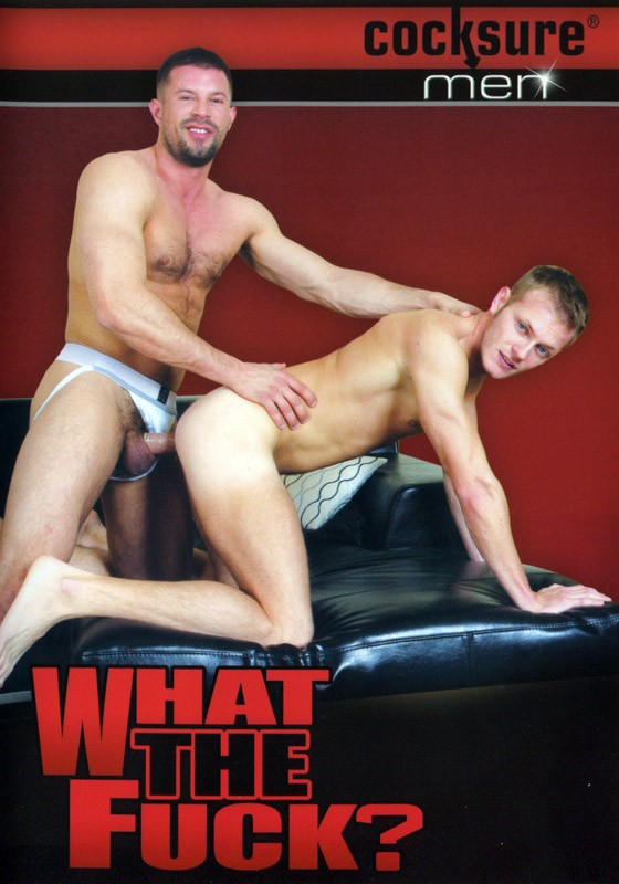 What The Fuck? DVD - Front