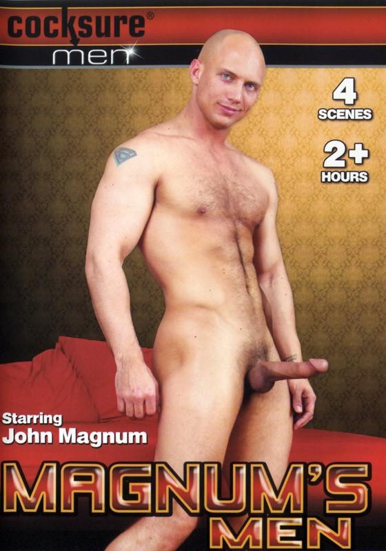 Magnum's Men DVD - Front