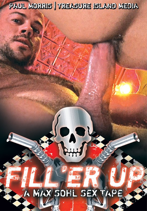 Fill'er Up DVD - Front