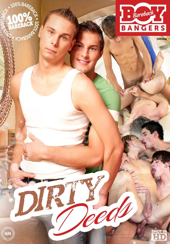 Dirty Deeds DVD - Front
