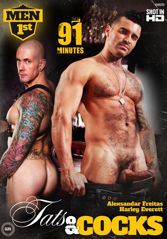 Tats & Cocks DVD - Front